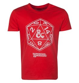 Difuzed DUNGEONS & DRAGONS T-Shirt - Wizards