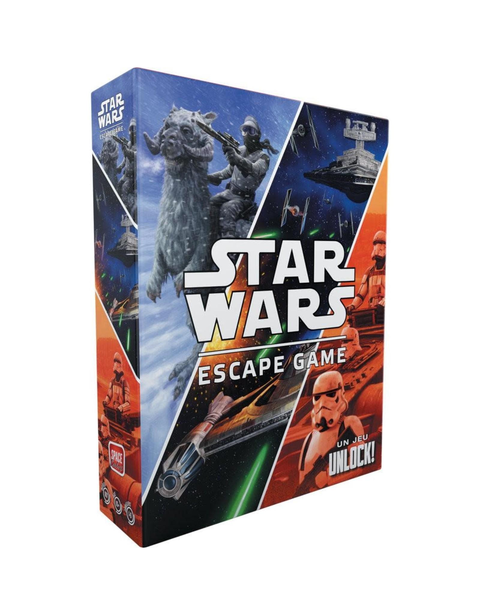 STAR WARS Unlock Escape Game (NL)