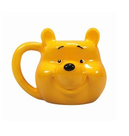 Half Moon Bay WINNIE THE POOH Shaped Mug