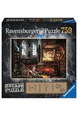 Ravensburger ESCAPE Puzzle 759P - 05 Draken Laboratorium