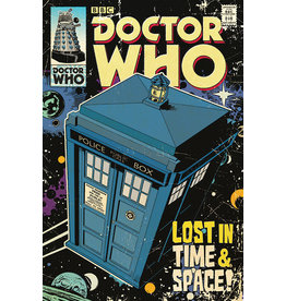 DOCTOR WHO Poster 61X91 - Lost in Time & Space