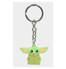 Difuzed STAR WARS Rubber Keychain - The Mandalorian: The Child