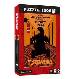 SD Toys THE SHINING Puzzle 1000P -  It Isnt Real