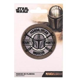 Cerda STAR WARS Iron-on Patch - The Mandalorian
