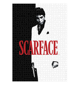 SD Toys SCARFACE Puzzle 1000P - The World is Yours