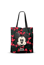 KARACTER MANIA MICKEY MOUSE Shopping Bag - Cherry