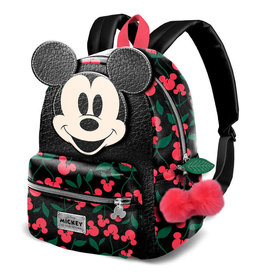 KARACTER MANIA MICKEY MOUSE Mini Backpack - Cherry
