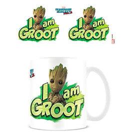 Pyramid International GUARDIANS OF THE GALAXY Mug - I am Groot