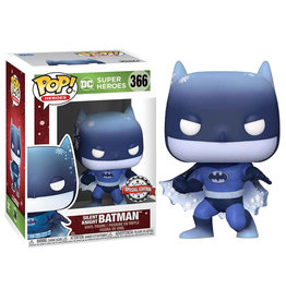 Funko BATMAN POP! N°366 9cm - Silent Knight Batman Exclusive