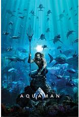 AQUAMAN Poster 61X91 - Teaser