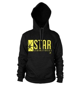 THE FLASH Hoodie - S.T.A.R. Laboratories (M)