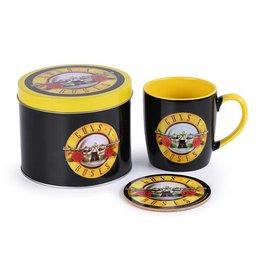 Pyramid International GUNS N' ROSES Mug with Coaster - Bullet Logo