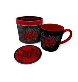 Pyramid International METALLICA Mug with Coaster - Stars And Wings