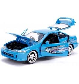 Jada Toys FAST & FURIOUS Diecast Model 1:24 - Mia's Acara Integra