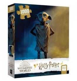 USAopoly HARRY POTTER Puzzle 1000P - Dobby