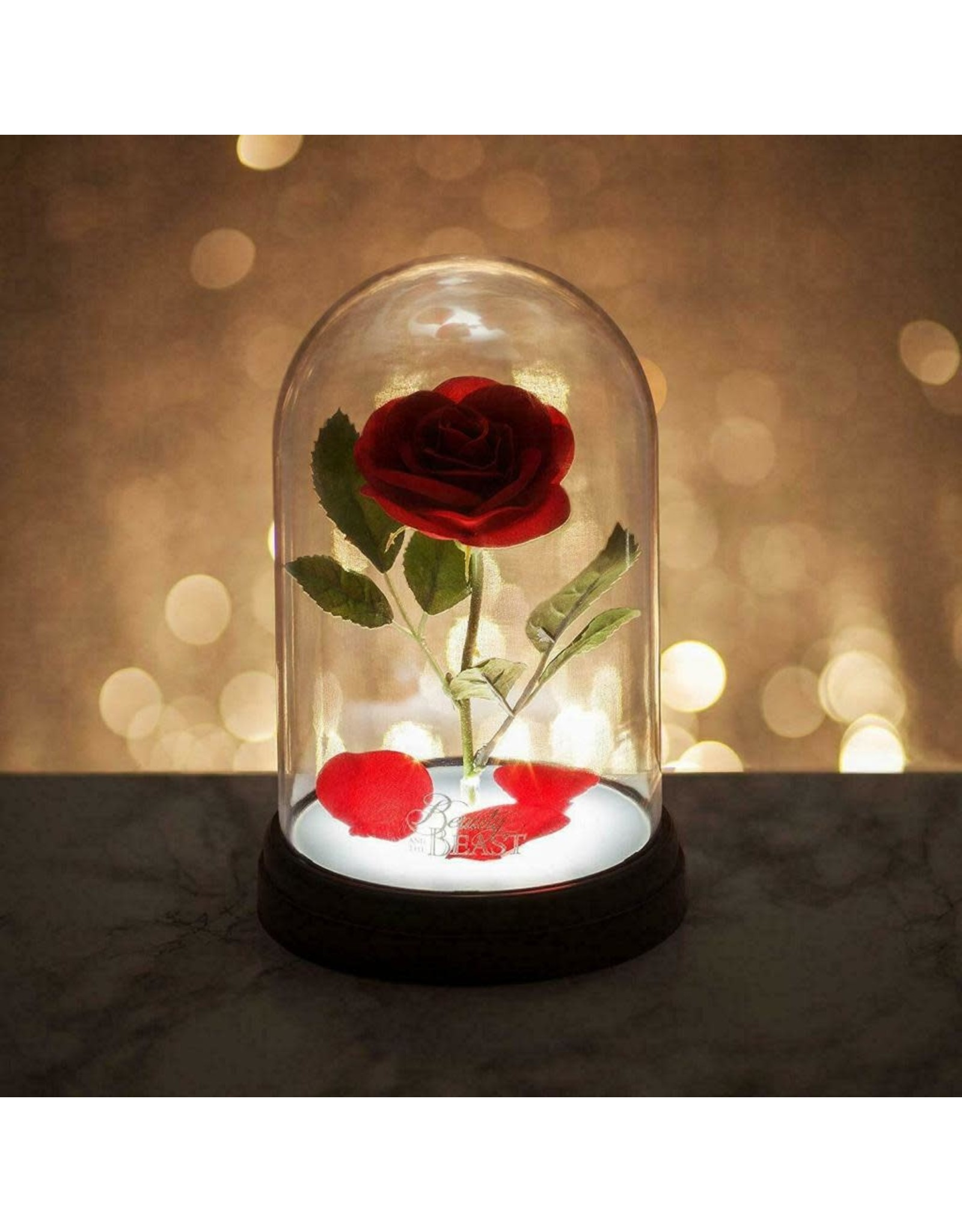 Paladone BEAUTY & THE BEAST Light - Enchanted Rose