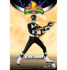 ThreeZero MIGHTY MORPHIN POWER RANGERS FigZero Action Figure 1/6 30cm - Black Ranger