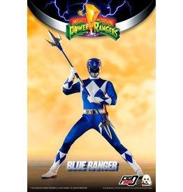 ThreeZero MIGHTY MORPHIN POWER RANGERS FigZero Action Figure 1/6 30cm - Blue Ranger