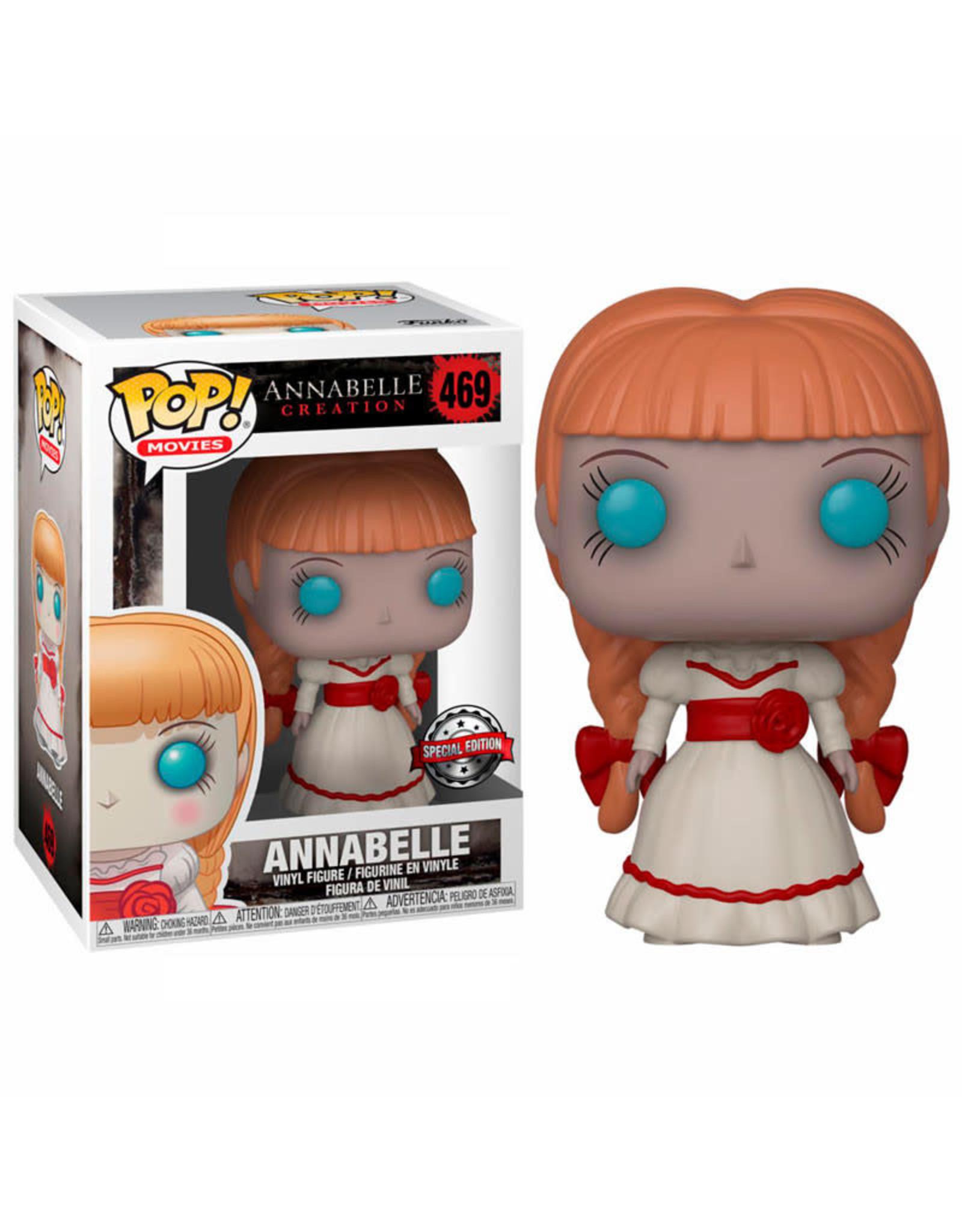 Funko ANNABELLE POP! N°469 - Annabelle Exclusive