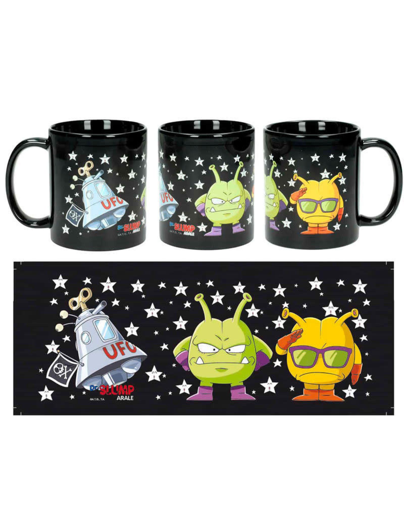 SD Toys DR. SLUMP Mug - UFO