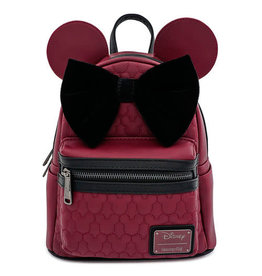 Loungefly MINNIE MOUSE Mini Backpack - Bow