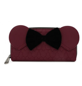 Loungefly MINNIE MOUSE Wallet - Bow