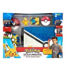 BOTI POKEMON Clip 'N' Go Belt Set - Pikachu