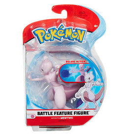 BOTI POKEMON Battle Feature Figure 11cm Wave 7 - Mewtwo