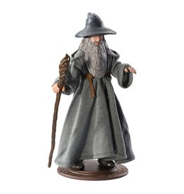 Noble Collection LORD OF THE RINGS Bendable Figure 19cm - Gandalf
