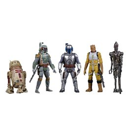 Hasbro STAR WARS  Action Figure 5-Pack 10cm - Bounty Hunters