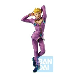 Banpresto JOJO'S BIZARRE ADVENTURE Figure Ichibansho 25cm  - Giorno Giovanna (Jojo's Assemble)