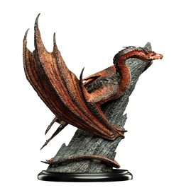 Weta THE HOBBIT Statue 20cm - Smaug the Magnificent