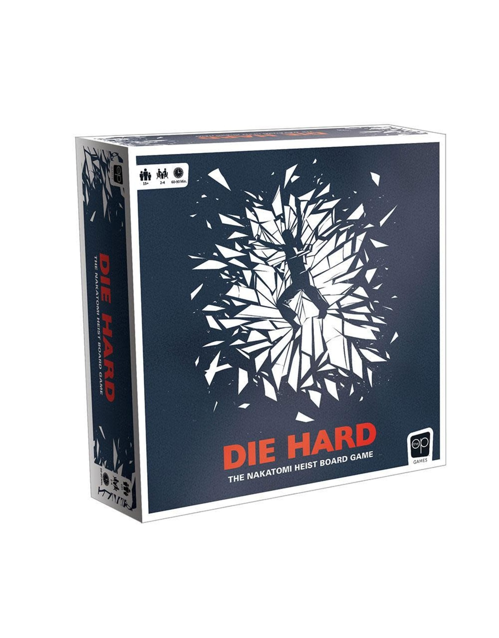 USAopoly DIE HARD Board Game - The Nakatomi Heist