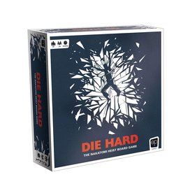 USAopoly DIE HARD Board Game - The Nakatomi Heist