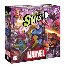 USAopoly MARVEL SMASH UP Board Game (UK)