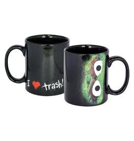 United Labels  Comicware SESAME STREET Mug - Oscar