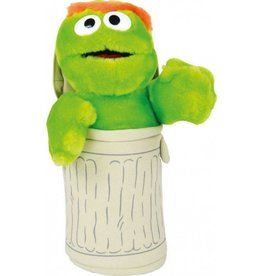 United Labels  Comicware SESAME STREET Plush 20cm - Oscar the Grouch