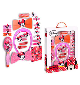 Kids Licensing MINNIE MOUSE Hair Accessories set (34 pcs)