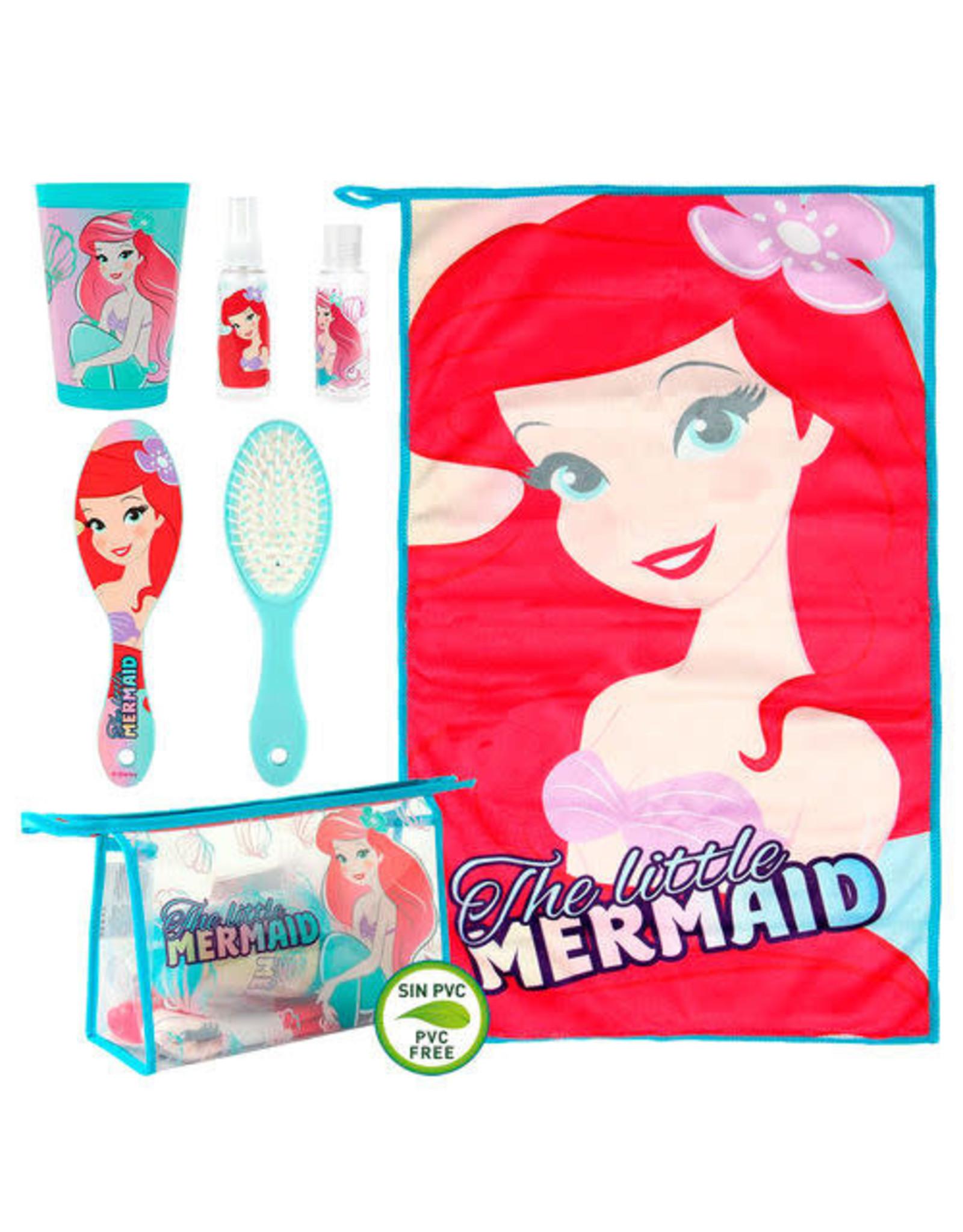 Cerda THE LITTLE MERMAID Toilet Bag Gift Set