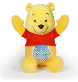 Clementoni WINNIE THE POOH Lights & Dreams Plush