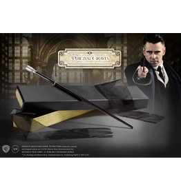 Noble Collection FANTASTIC BEASTS Ollivander Wand - Percival Graves