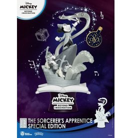 Beast Kingdom MICKEY MOUSE D-Stage Diorama 15cm -  The Sorcerer's Apprentice Special Edition