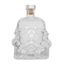 thumbsUp! STAR WARS Glass Decanter 750ml - Original Stormtrooper