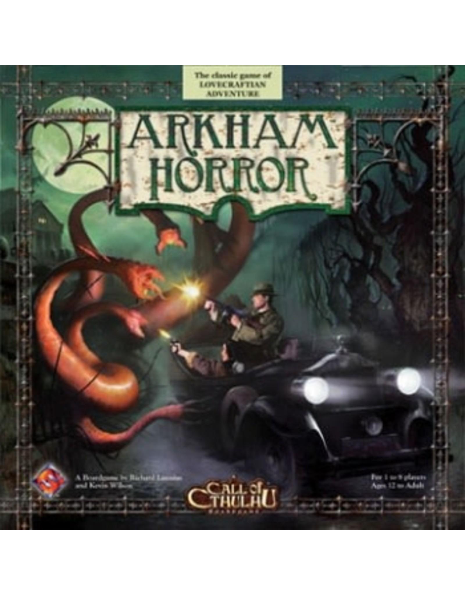 ARKHAM HORROR FFG Board Game (UK)