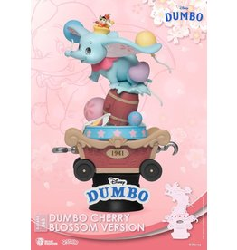 Beast Kingdom DUMBO D-Stage Diorama 15cm - Cherry Blossom Version