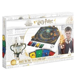 HARRY POTTER Race to the Triwizard Cup Game (UK)