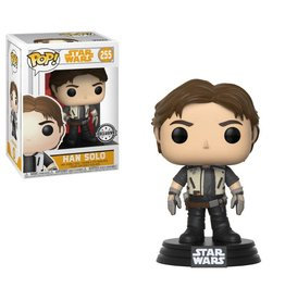Funko STAR WARS POP! N° 255 - Young Han Solo Exclusive