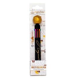 BlueSky Studios HARRY POTTER Multi Coloured Pen - Golden Snitch