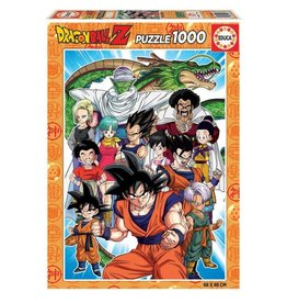TOEI ANIMATION DRAGON BALL Z Puzzle 1000p - Characters