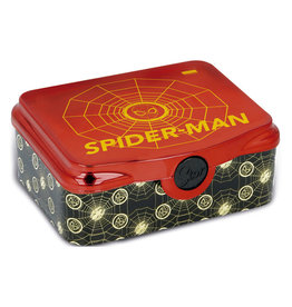 Stor SPIDER-MAN Lunch Box - Golden Webs